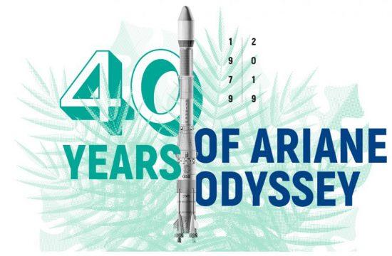 Retour sur l'histoire des lanceurs Ariane pour les 40 ans du premier vol