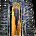 La NASA a testé les limites du réservoir d'hydrogène du SLS