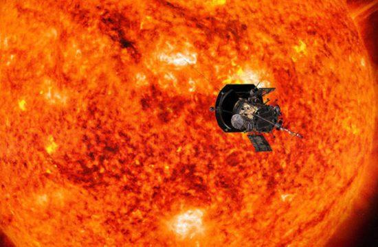 Foison de résultats de Parker Solar Probe