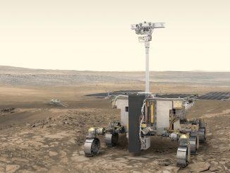Le lancement de la mission ExoMars 2020 repoussé en 2022