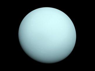 Uranus : Un plasmoïde trouvé dans des données de plus de 30 ans