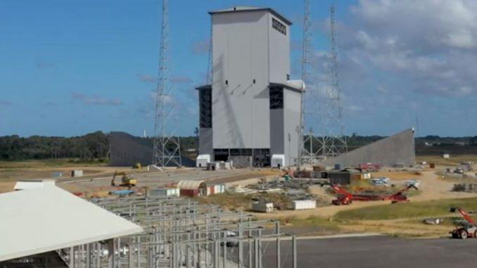 Reprise des activités au CSG (Lancements et chantier Ariane 6)