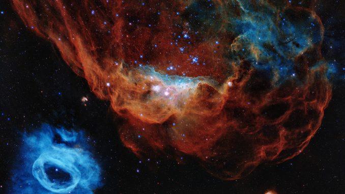 L'image anniversaire des 30 ans du télescope spatial Hubble