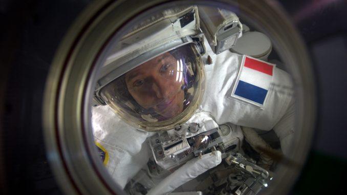 Trouvez un nom pour la seconde mission de Thomas Pesquet
