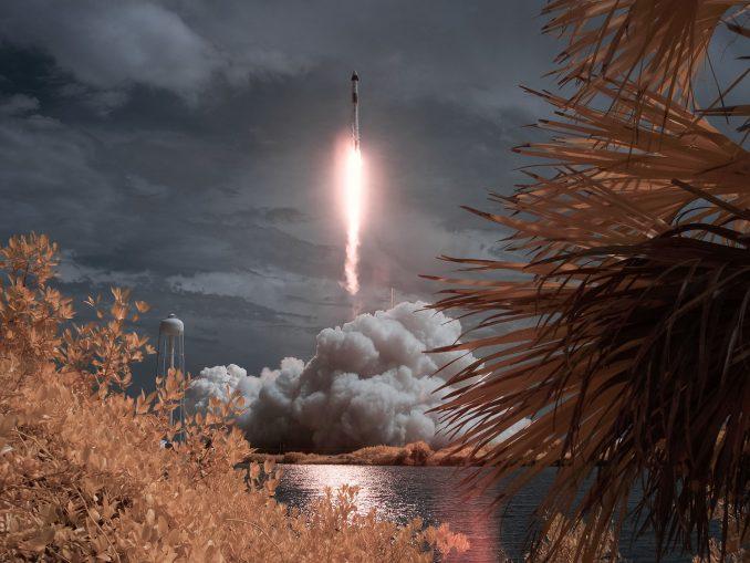 Retour sur le lancement et l'amarrage du Crew Dragon à l'ISS
