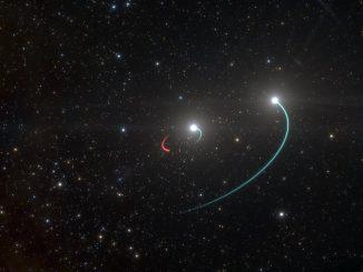 L'ESO découvre le trou noir le plus proche de la Terre
