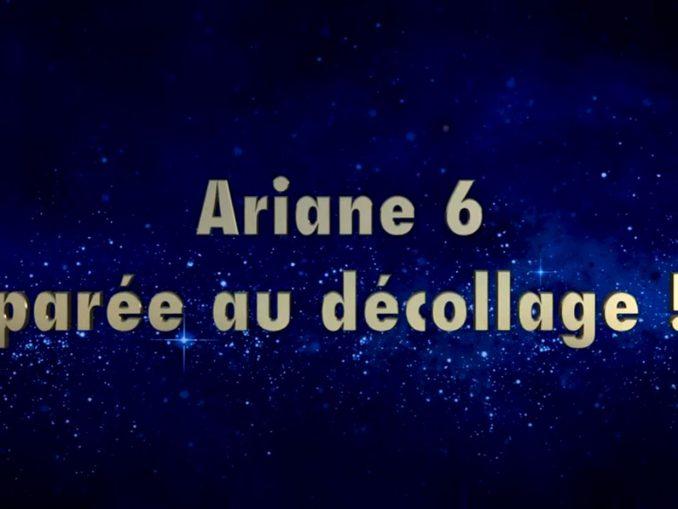 Le parcours du lanceur Ariane 6
