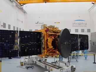 Lancement réussi pour la sonde martienne Hope des Emirats Arabes Unis