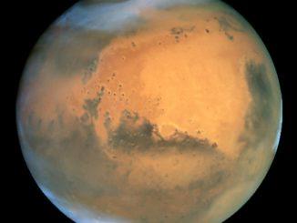 Missions scientifiques vers la planète Mars : l'effervescence