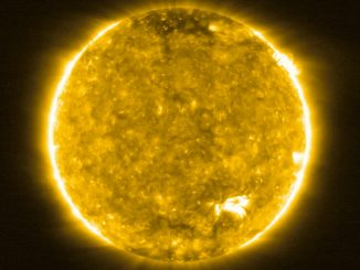 L'ESA a dévoilé les premières images du Soleil prises par Solar Orbiter