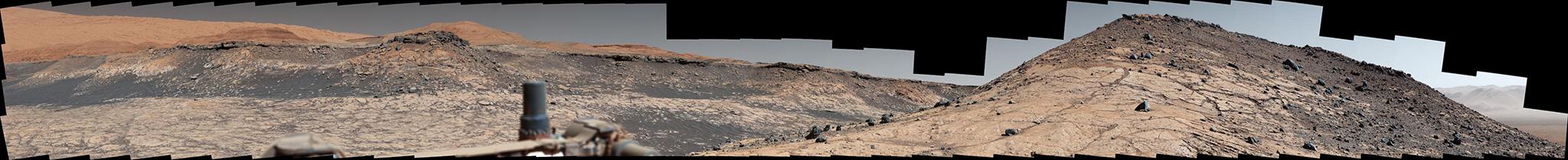 Un Western Spaghetti sur Mars