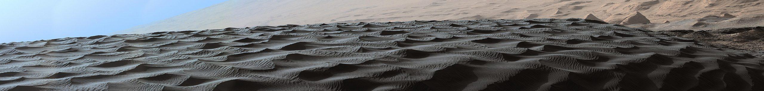 Une mer de Dunes