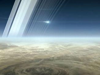 Dernier voyage vers Saturne