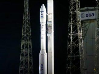 Retour sur l'échec du lanceur Vega et la perte de Taranis