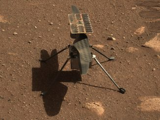 vols d'Ingenuity sur Mars