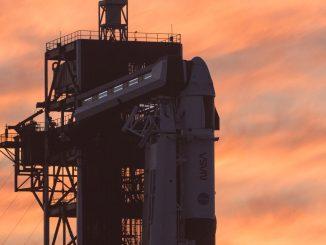 Suivez le départ de Thomas Pesquet en direct pour rejoindre l'ISS