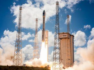 Retour en vol pour le lanceur Vega