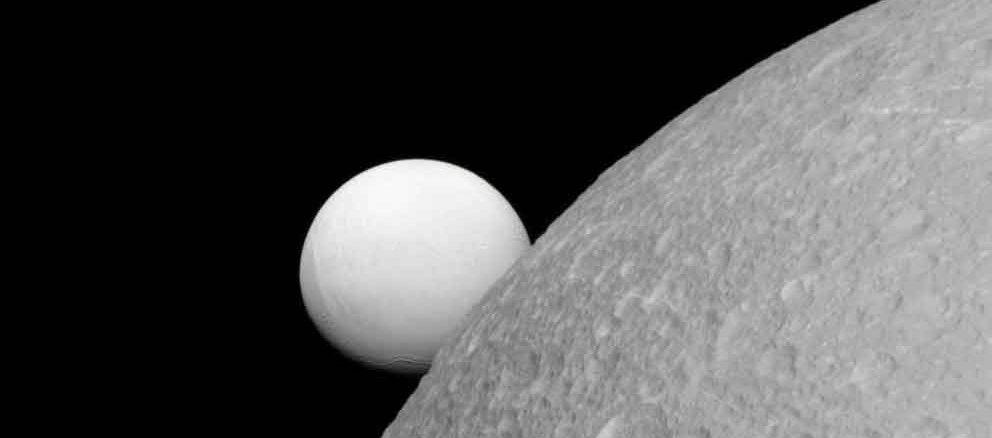 océan d'Encelade parcouru de courants