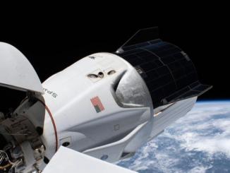 Retour sur Terre du Crew-1 de SpaceX