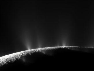 Le méthane d'Encelade compatible avec une origine microbienne