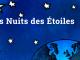Les Nuits des étoiles 2021